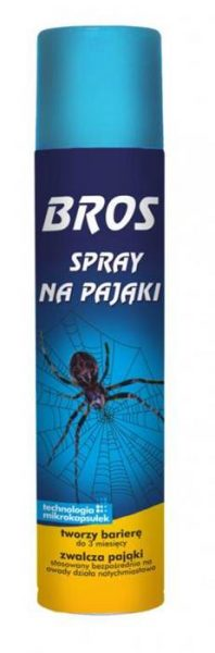 Аэрозоль против пауков Bros