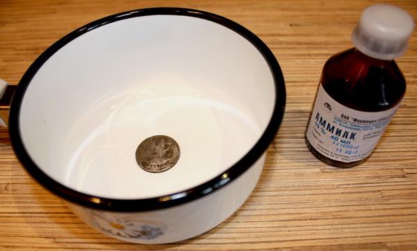 Чем почистить медные монеты в домашних условиях от черноты 599