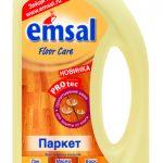 EMSAL — средство для чистки паркета