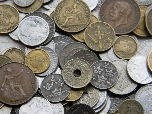 Грязные монеты