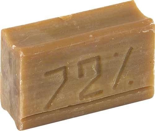 Кусок 72% хозяйственного мыла