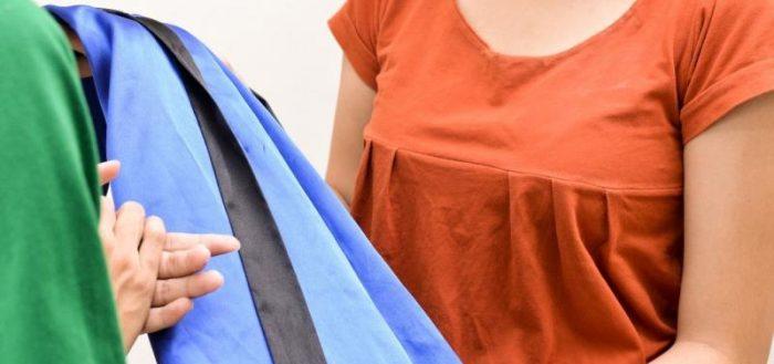 мазут на одежде