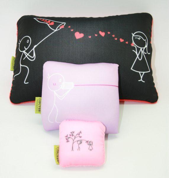 Подушки «антистресс»
