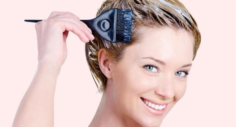 Чем убрать краску с кожи после окрашивания волос