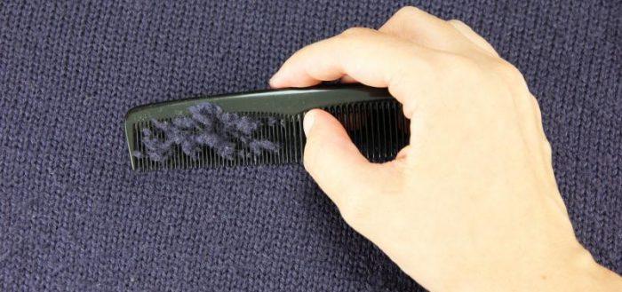 Как избавиться от катышков на одежде