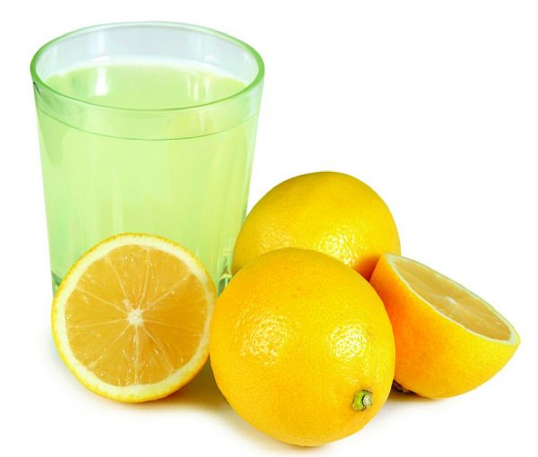 Лимоны и сок из них