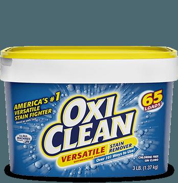 Пятновыводитель Oxy Clean