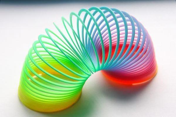 Спираль Слинки