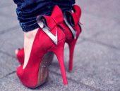 замшевая туфли