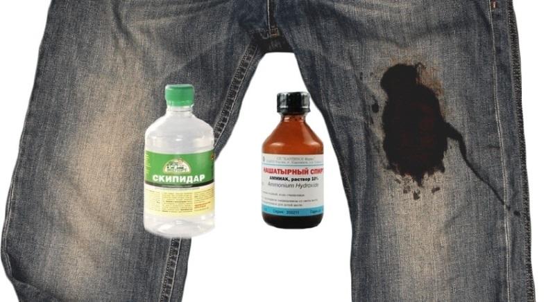 Чем убрать краску с обуви в домашних условиях