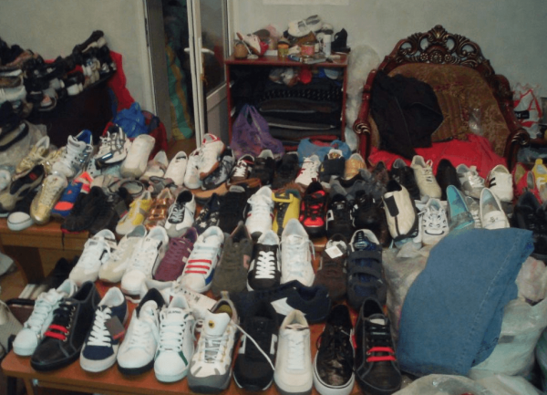 Обувь из секонд-хенда