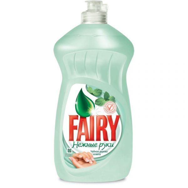 Средство для мытья посуды Фэйри
