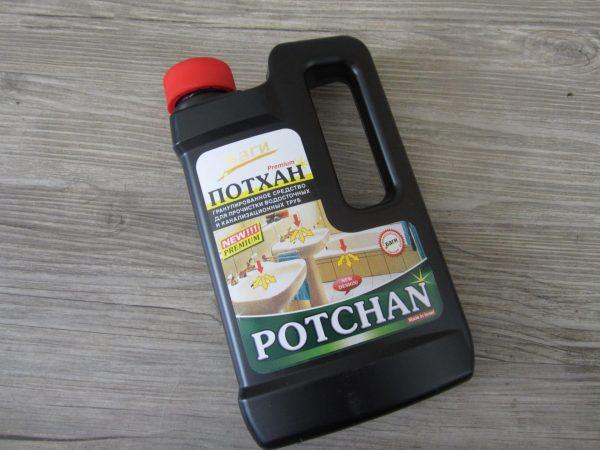 Чистящее средство Потхан