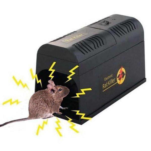Электронная ловушка от крыс