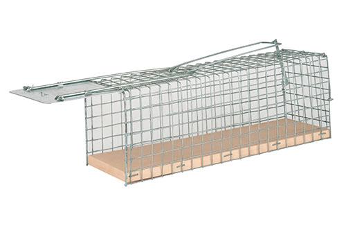 Ловушка для крыс из сетки