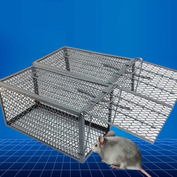 Пружинная ловушка для крысы