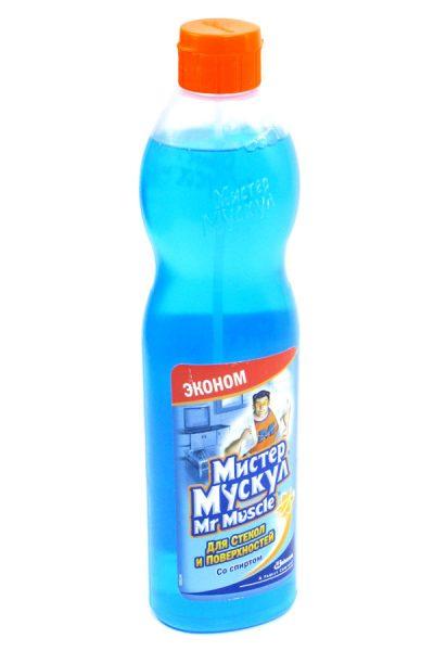 средство для стёкол Mr. Muscle Эконом