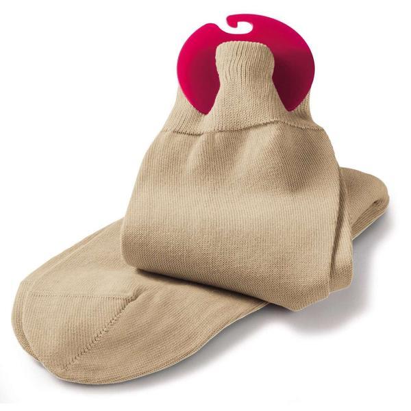 Носки со скрепкой