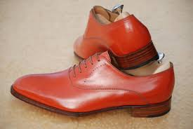Обувь из гладкой кожи