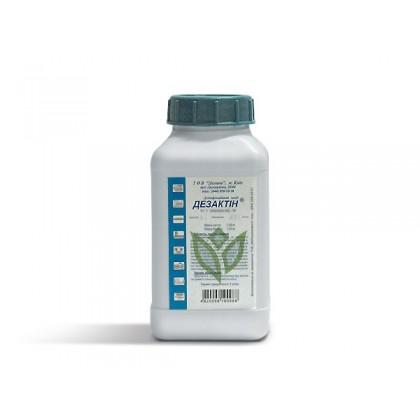 «Дезактин» - аптечное дезинфицирующее средство