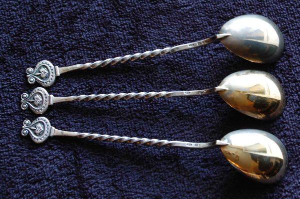 Позолоченное серебро