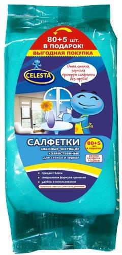 Салфетки для стекла Celesta