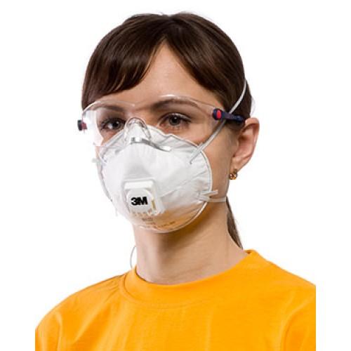 Малярные маски бывают разных видов