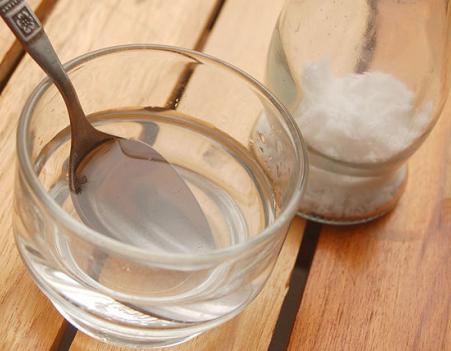Соль и солевой раствор
