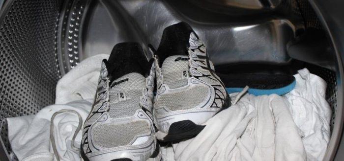 Какую обувь можно стирать?