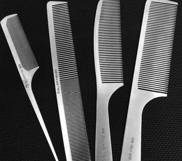 Металлические расчёски